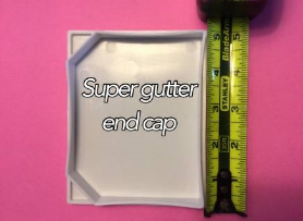 Super Gutter End Cap For Sale